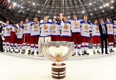 Россия - чемпион мира по хоккею 2014