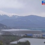 Олимпийский овал в Сочи